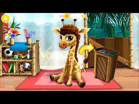 Салон красоты онлайн игра для животных