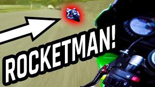 ELBOW DRAGGING R6 RIDER IS ROCKETMAN !! ヴァネッサカービー 検索動画 25