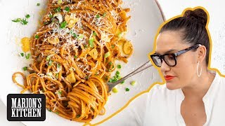 The garlic butter pasta sauce that breaks ALL the rules | A ❤️letter to fusion pasta 🙊