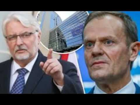 EUROPE IN CHAOS Poland row with EU goes nuclear as it vows REVENGE on Brussels 'cheats
