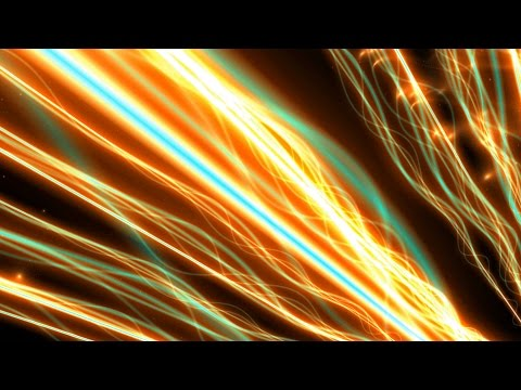 4K Shining Space Waves Flock The Great Sinus UHD HD Background Animation
