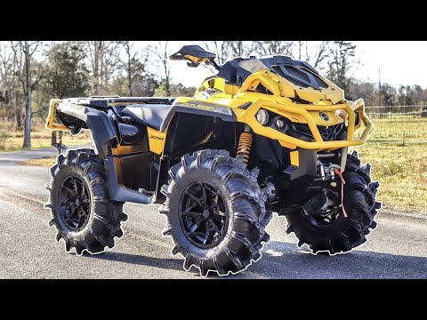 BUYING A NEW 2021 CAN-AM OUTLANDER XMR 850!
