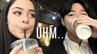 I met my Korean boyfriend's parents for the first time