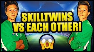 SKILLTWINS VS. EACH OTHER - LIKE YOU