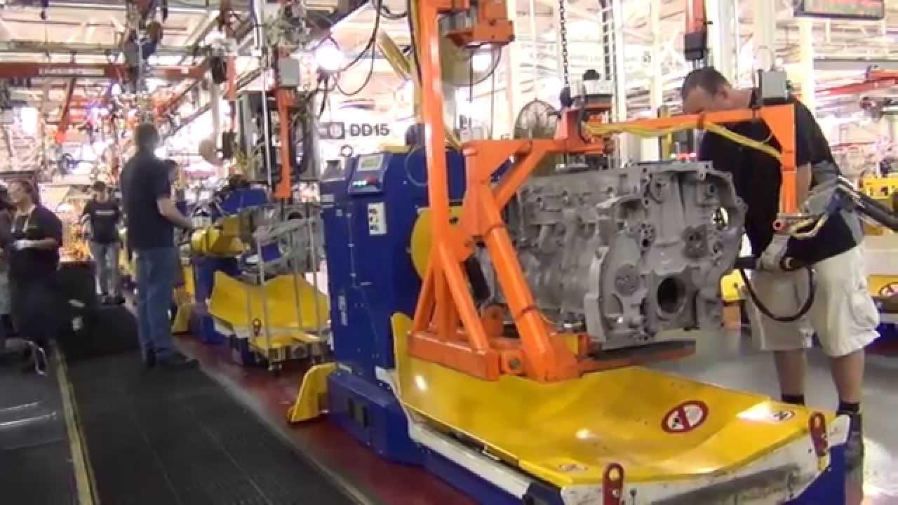 detroit diesel factory