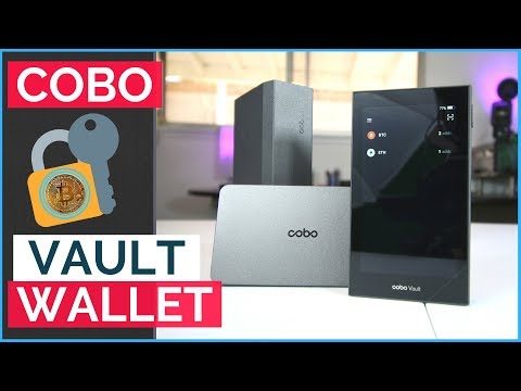 Cobo Vault Wallet Review | A Military Grade Crypto Hardware Wallet