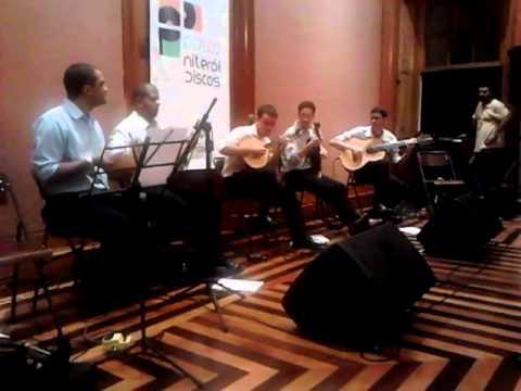 Grupo Café Brasil no Palco Niterói Discos - Solar do Jambeiro 1004