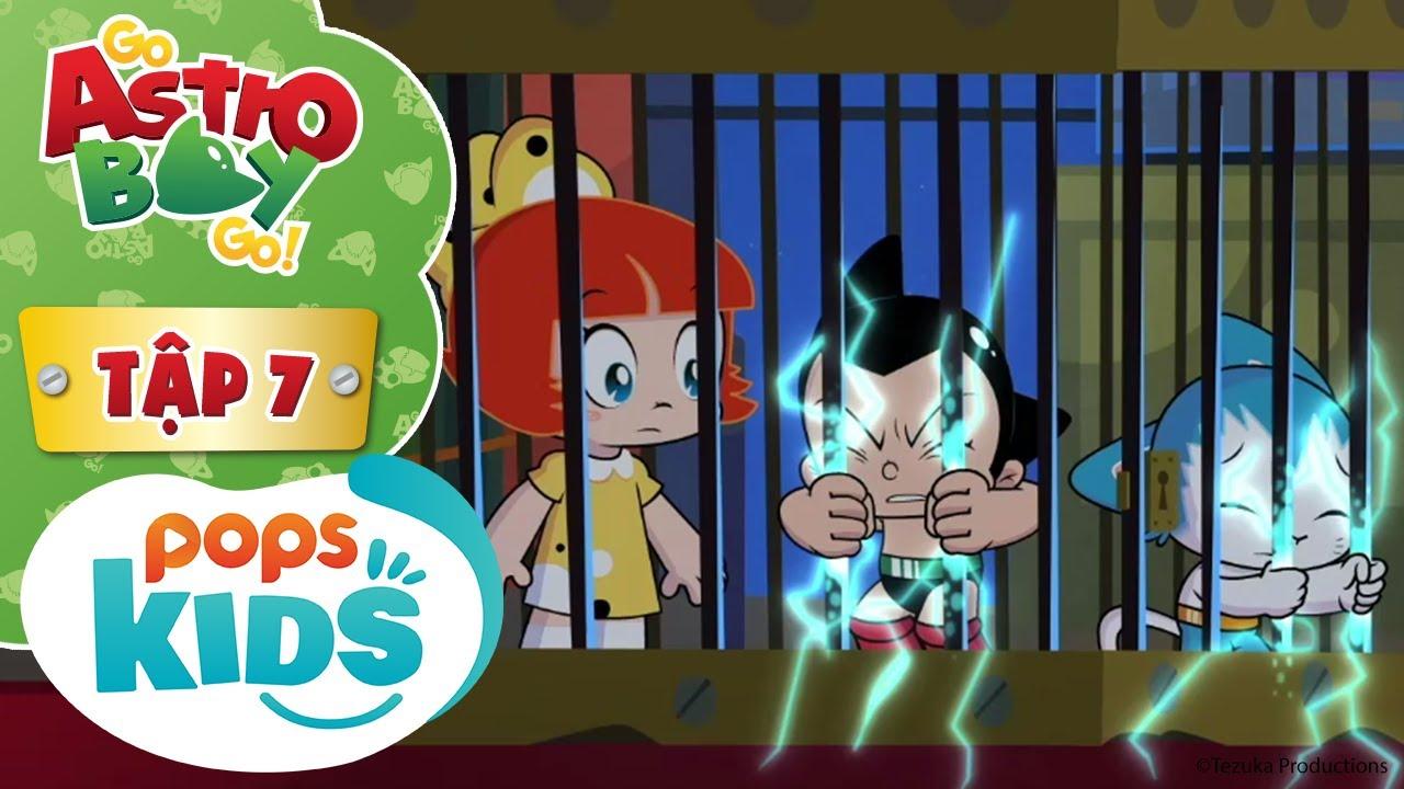 Go Astro Boy Go Tập 7 – Tắt Công Nghệ Đi – Hoạt Hình Tiếng Việt