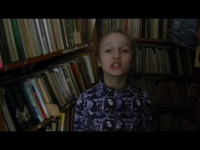 Изображение предпросмотра прочтения – ДарьяПоленова читает отрывок изпроизведения «Утёс (Ночевала тучка золотая…)» М.Ю.Лермонтова