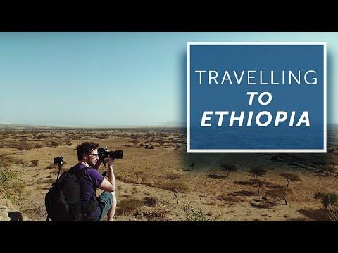 Travelling To Ethiopia w/Olympus OM-D EM1 Mark II