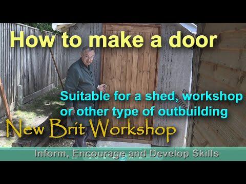 how-to-make-a-simple-door