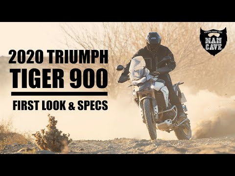 New 2020 Triumph Tiger 900 revealed - First at the Specs