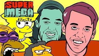 Baixar SuperMega Animated: Drawing the Simpsons