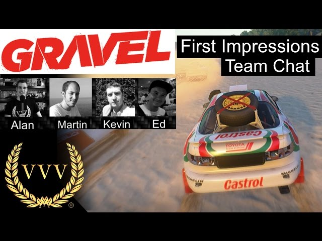 GRAVEL - Reveal Impressions - Team Chat