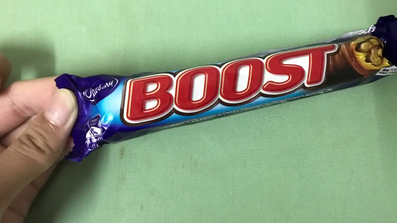 Cadbury Boost Candy Bar