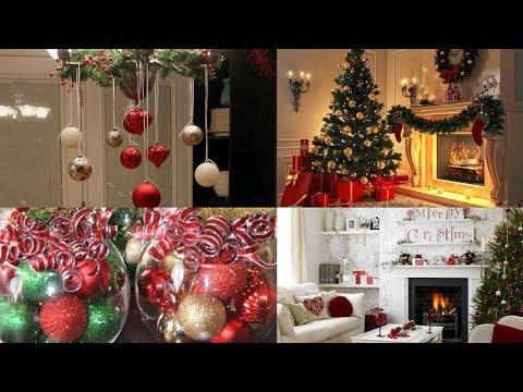 Como decorar el salon comedor en navidad ideas creativas - Decorar el comedor ...