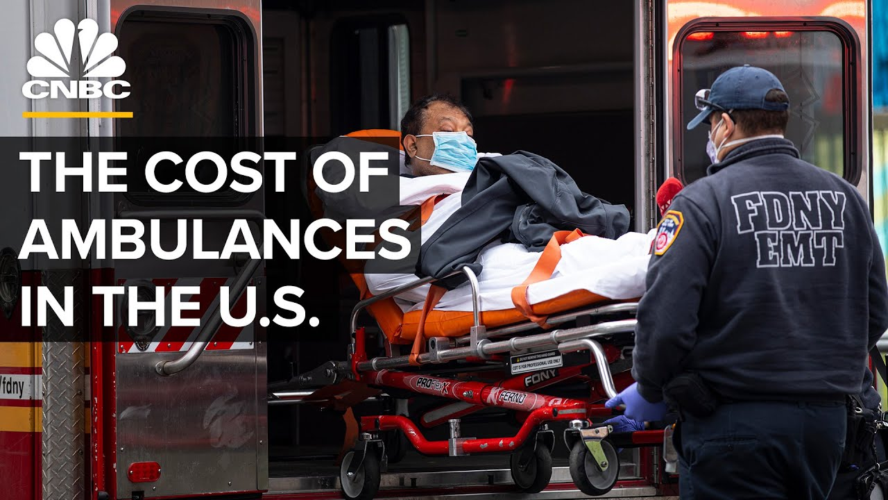 Why is Ambulance Care so Expensive?