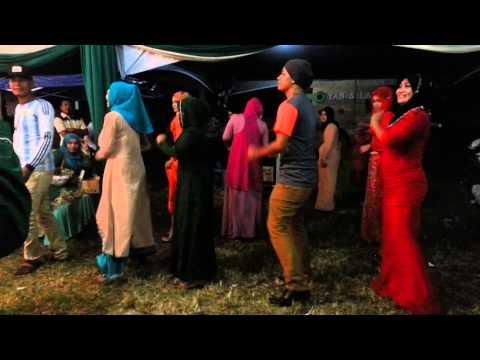 tarian lecobiat feat azam malaysian idol