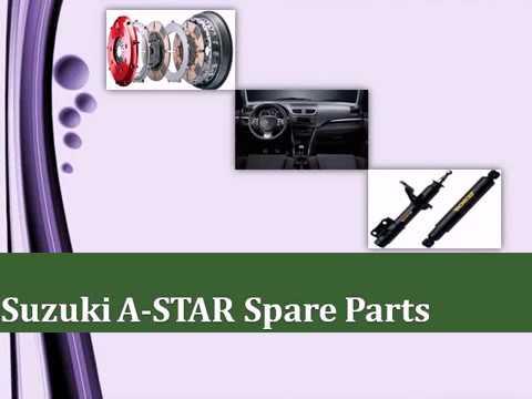 BP Auto Spares India – Suzuki Spare Parts