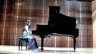 Helen Lin, piano Astor Piazzolla Oblivion
