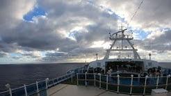 Star Princess Cruise Ship Deck 17 View at Sea