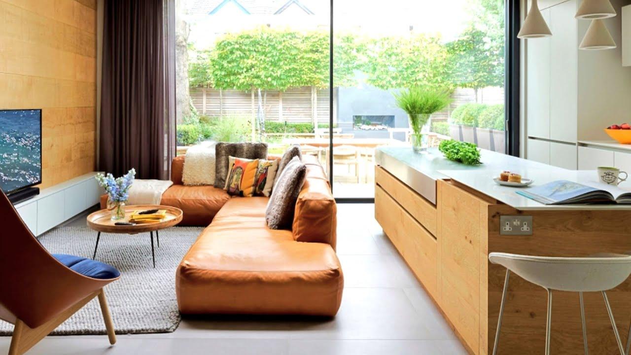 48+ Open-Plan Living Room Ideas / Interior Design Ideas