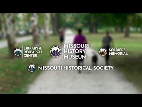 Missouri History Museum: Find Yourself Here.