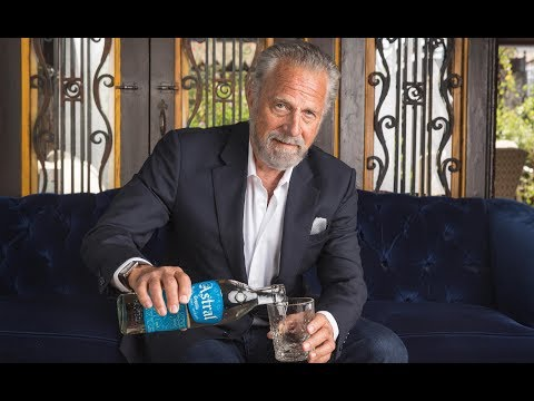 The 'most interesting man in the world' is back — and he's no longer drinking beer
