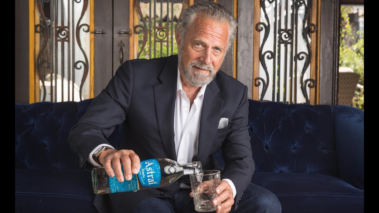 e5dc3f838ce14b The  most interesting man in the world  is back — and he s no longer  drinking beer. Business Insider
