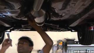 Toyota Transmission Leak Repair Fluid Flush Service McAlester Tahlequah OK