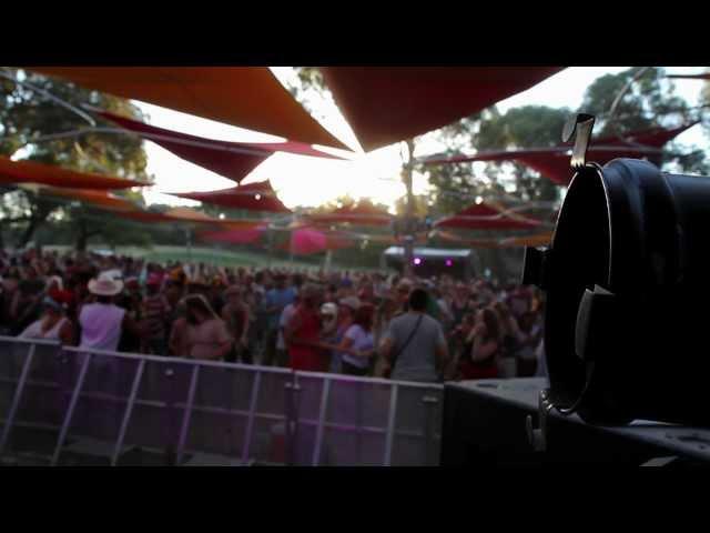 Rainbow Serpent Festival 2011 - Overview