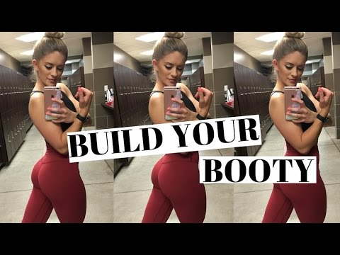 Grow And Define Your BOOTY And LEGS   FULL Workout