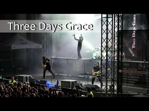 Three Days Grace | Shine Festival | 30.06.2017