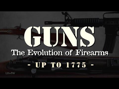 """The Evolution of Firearms"" - Episode 1 - Matchlocks to Flintlocks"