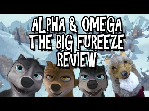Alpha & Omega: The Big Fureeze Review