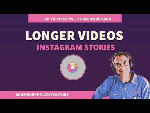 How long can instagram video be on your story last longer on