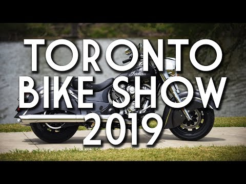 Toronto Bike Show 2019 - YouTube