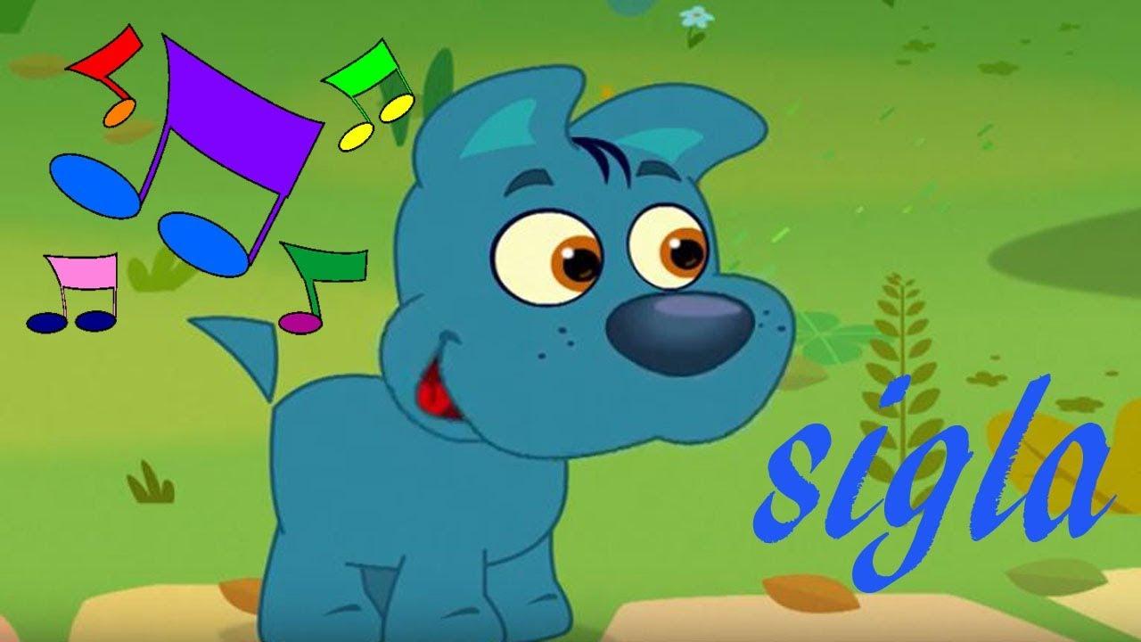 Il cagnolino portatile e la sua sigla sigle di cartoni animati