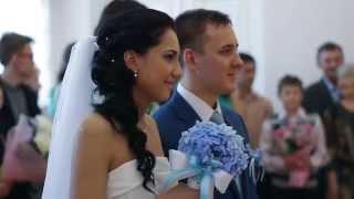 Свадьба в Томске. Свадебный клип Дмитрия и Анастасии 2014