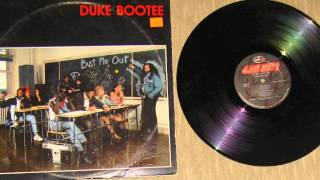 Duke Bootee -- Who Dat