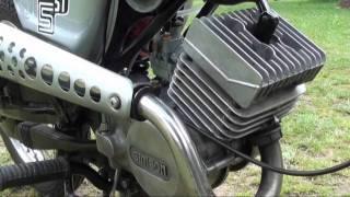 Simson S60 tuning- amal 18+ sport air filter