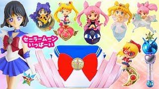 セーラームーン たくさーん💛 USJ お土産 ✨ ミニチュアリータブレット ✨ トゥインクルドーリー 💛 美少女戦士 セーラームーン 食玩 はれママ おもちゃ Sailor Moon