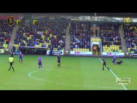 LIVINGSTON FC V INVERNESS CALEY THISTLE FC  4 NOV 2017