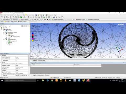 Design and simulation of Standard Savonius turbine - Trial (and Error)