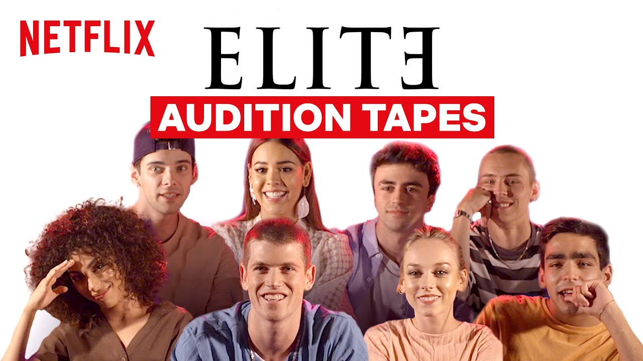 Download The Cast of Elite Reacts to Audition Tapes | Netflix