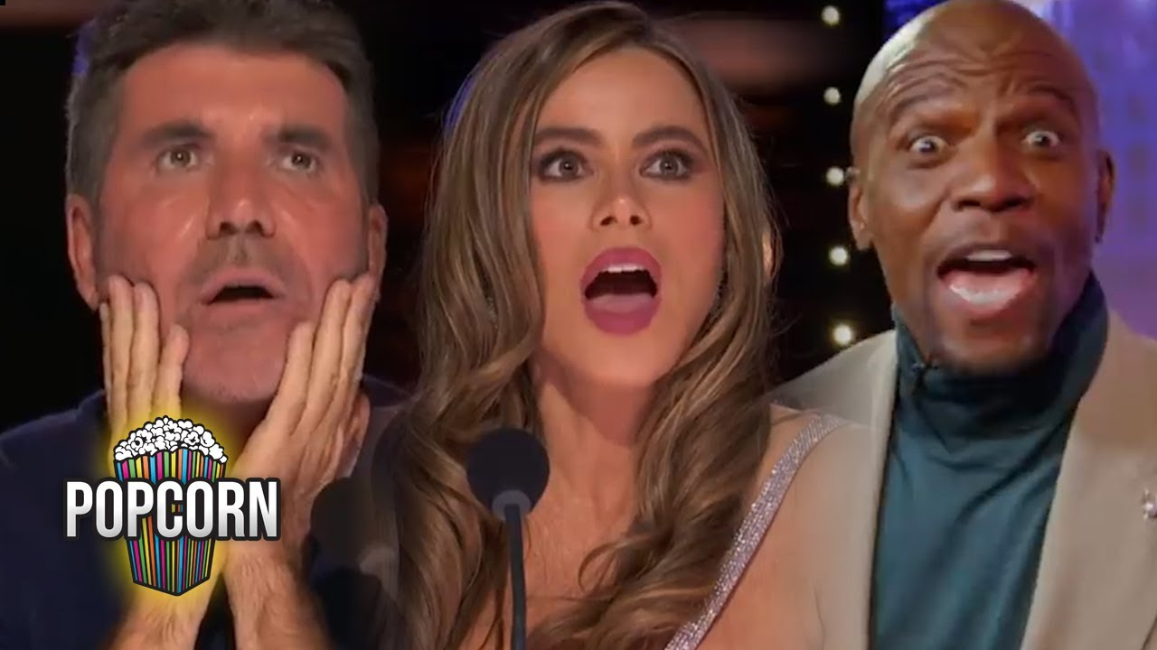 Download AMERICA'S GOT TALENT 2021 12 Jaw Dropping & Incredible Auditions! FULL AUDITIONS WEEK 8