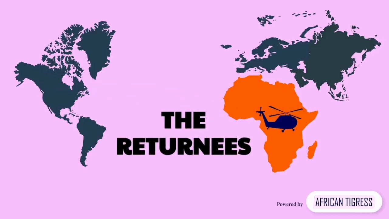 THE RETURNEES.... STAY TUNED