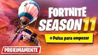 🔴 **EVENTO FINAL** TEMPORADA 11 DE FORTNITE !!!