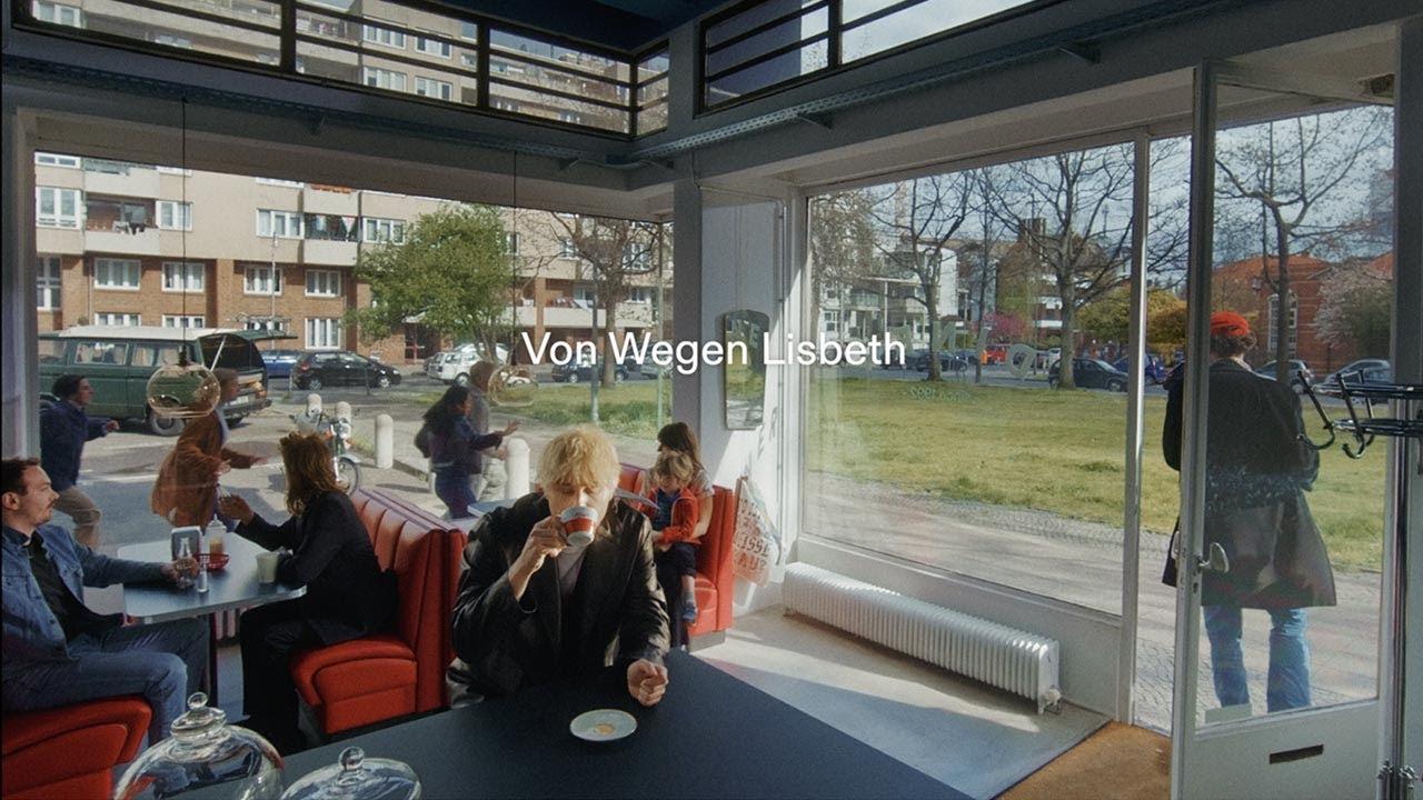 Weekly update: new tracks from Von Wegen Lisbeth, Lotte and breakout star Edwin Rosen
