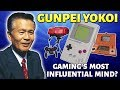 Gunpei Yokoi - Gaming's Most Influential Mind? (ft. Slope's Game Room)